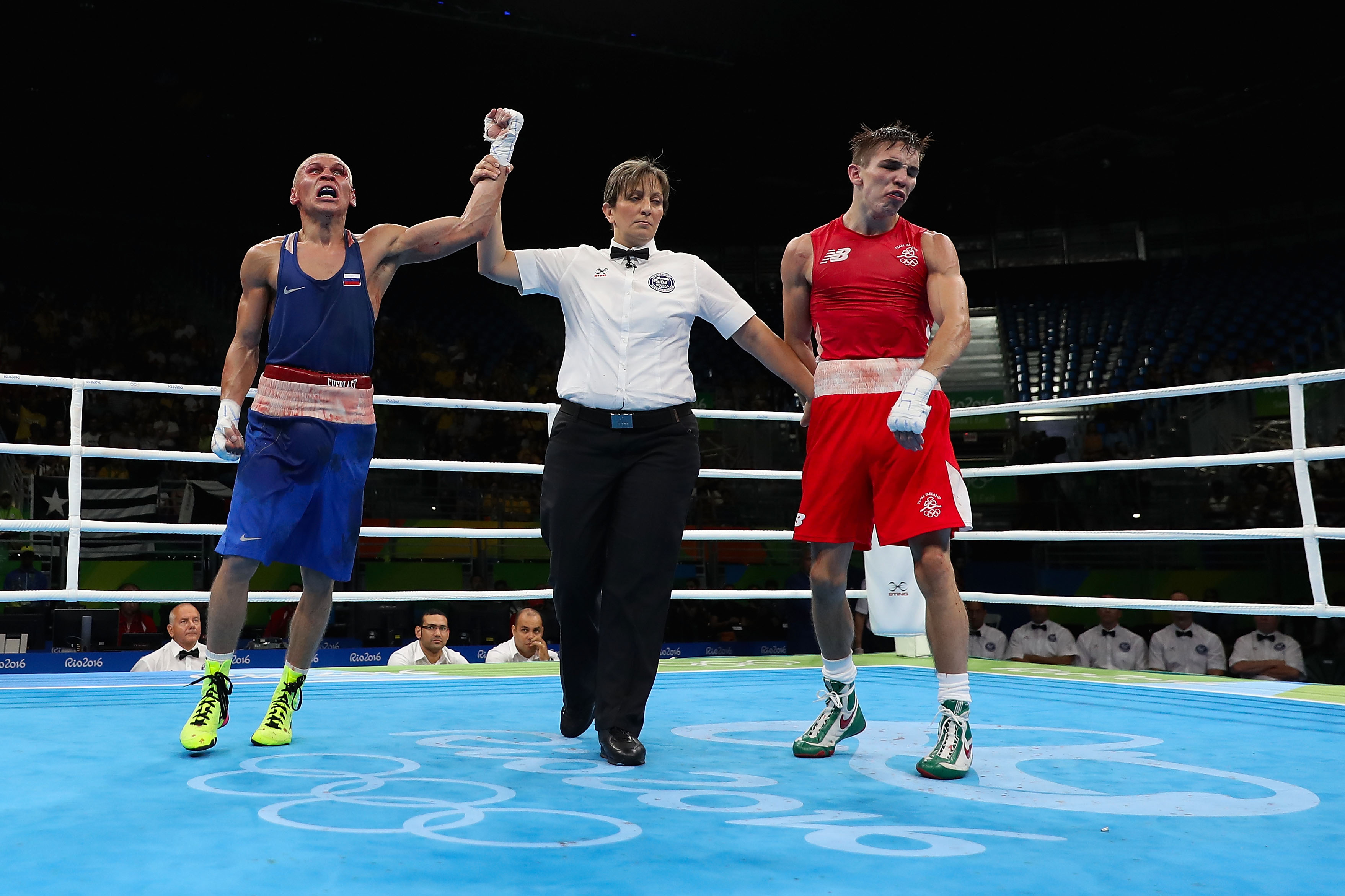 GettyImages 590191060 Boxing Statisticians Reveal Whether Michael Conlan Shouldve Won Yesterday