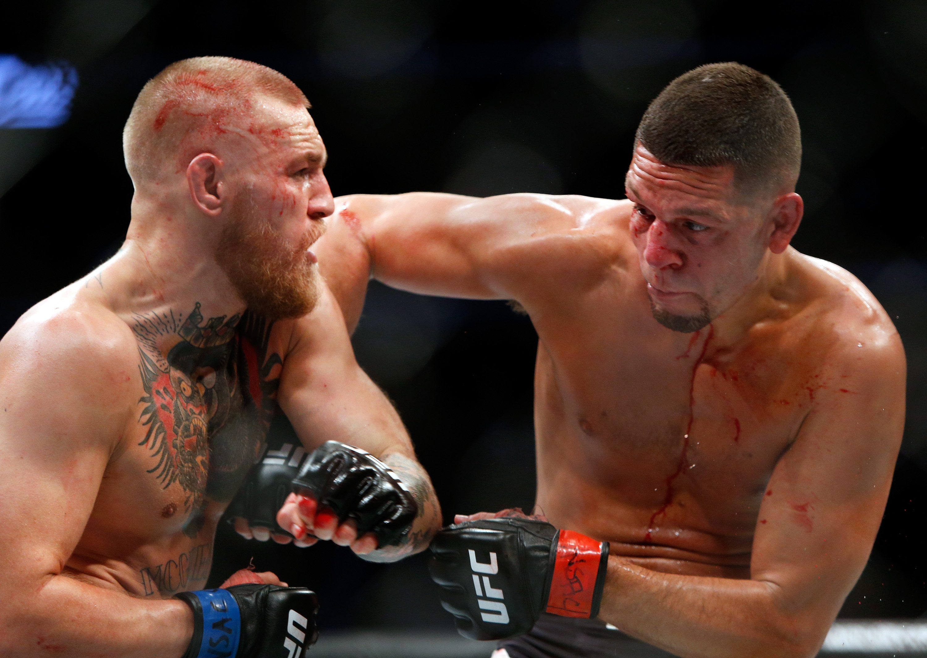 GettyImages 592620850 This Is How Long Nate Diaz Could Be Banned For Vaping Cannabis