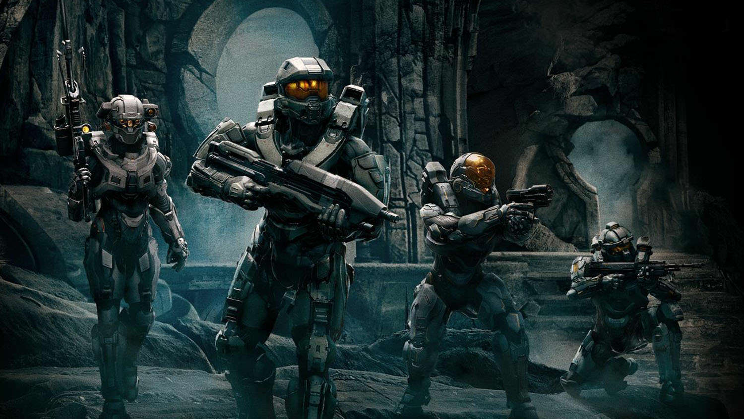 Halo 5 Steven Spielberg Is Still Making A Halo TV Show