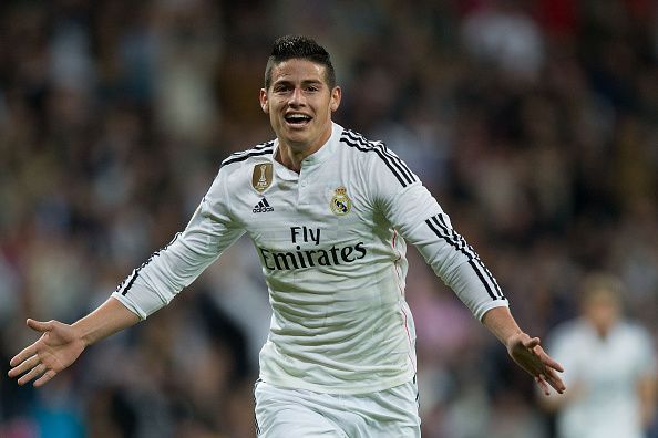 James Rodriguez Madrid Getty 1 Liverpool Join Chelsea And Arsenal In Chase For £50 Million Man