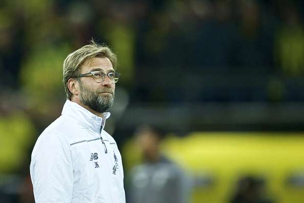 Klopp Getty VI images Liverpool Boss Ready To Splash More Cash To Land Defender