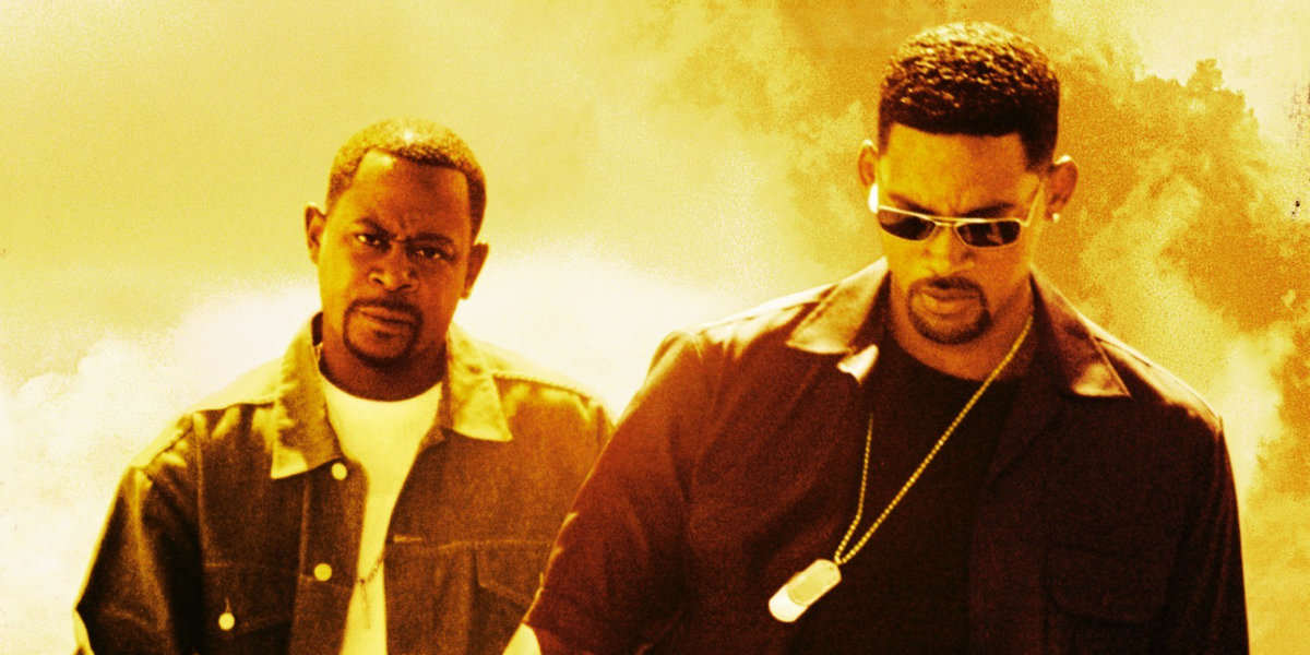 Martin Lawrence and Will Smith in Bad Boys 2 Theres More Bad News For The Eagerly Anticipated Bad Boys 3