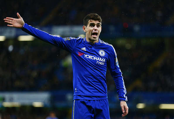 Chelsea Fan Favourite To Be Sold After Failing To Impress Conte Oscar Getty 2