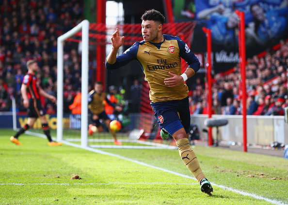 Oxlade Chamberlain Getty Arsenal Forward Desperate To Reinvent Himself To Save Career