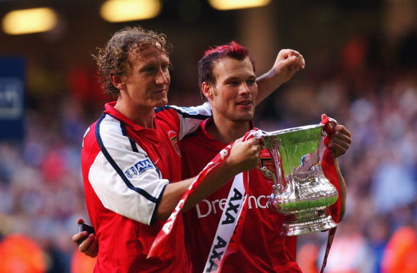 We Spoke To An Arsenal Legend To Get His Premier League Predictions Parlour Getty Ljungberg