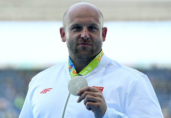 Heroic Olympian Donates Silver To Save Boy With Cancer
