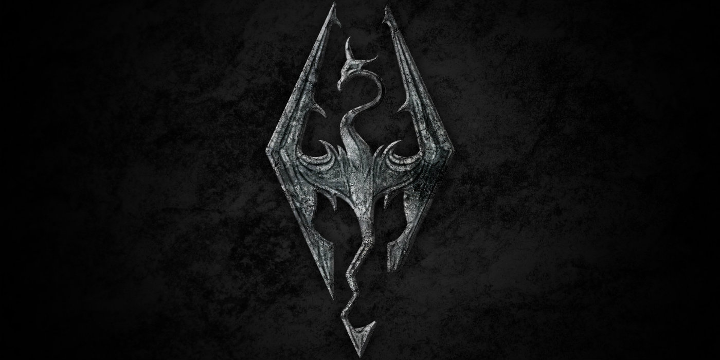 Bethesda Speaks Out On Elder Scrolls VI Development Skyrim Logo