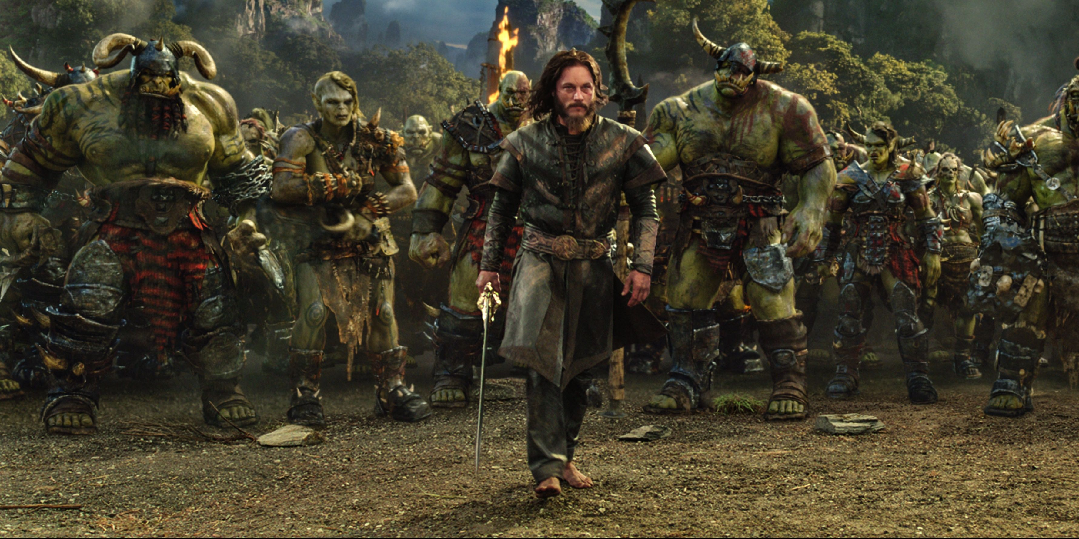 Warcraft Movie Anduin and Orcs Warcraft Director Has Conflicting Feelings Towards Movie