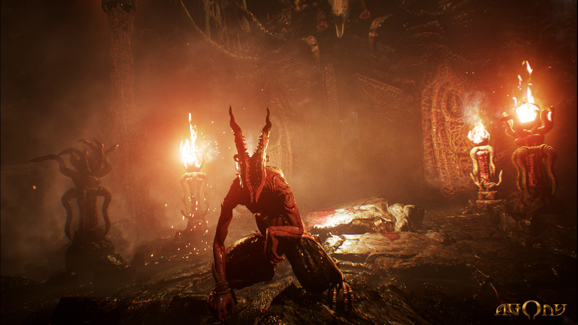 agony3 New Horror Title Agony Could Be The Scariest Game Of 2017