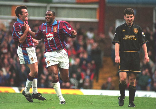 Heres Dalian Atkinson Scoring First Ever Premier League Goal Of The Season all sprt