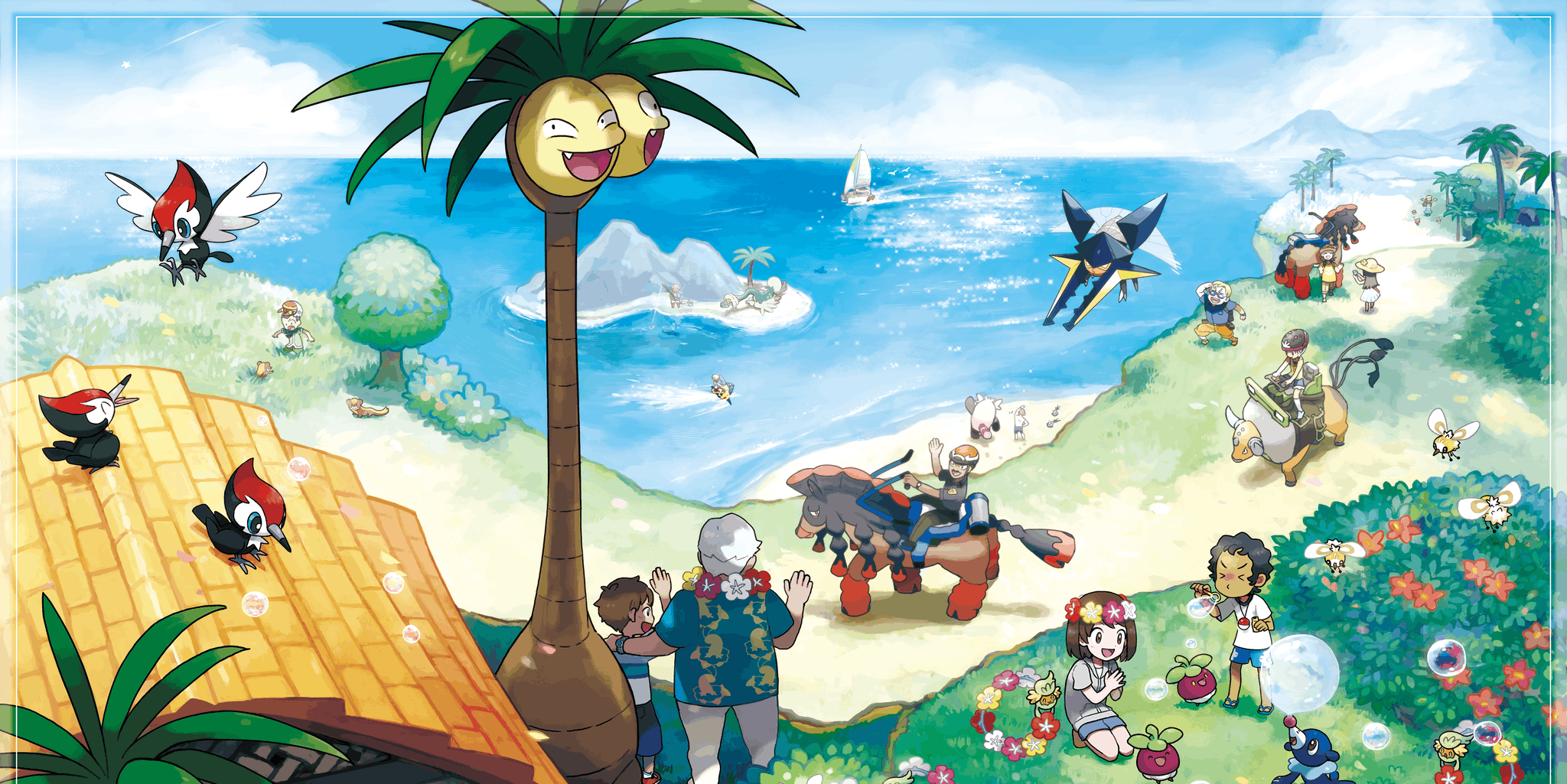 5 things to know before playing pokemon sun & moon