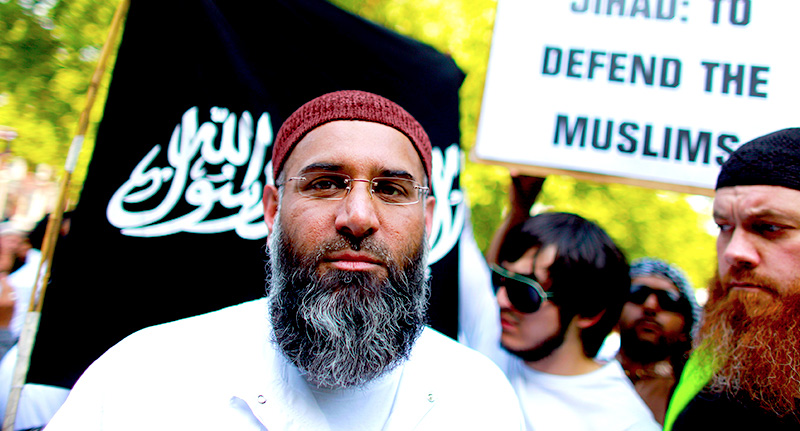 anja BREAKING: Anjem Choudary Convicted Of Supporting ISIS