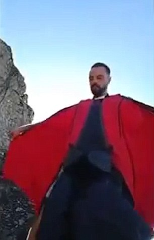 armin3 Wingsuit Pilot Broadcasts His Own Death On Facebook Live