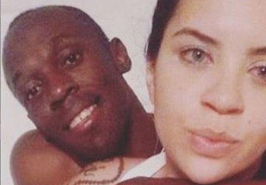 bolt1 1 Usain Bolts Brazilian Mistress Married Gangster With Seriously Disturbing Past