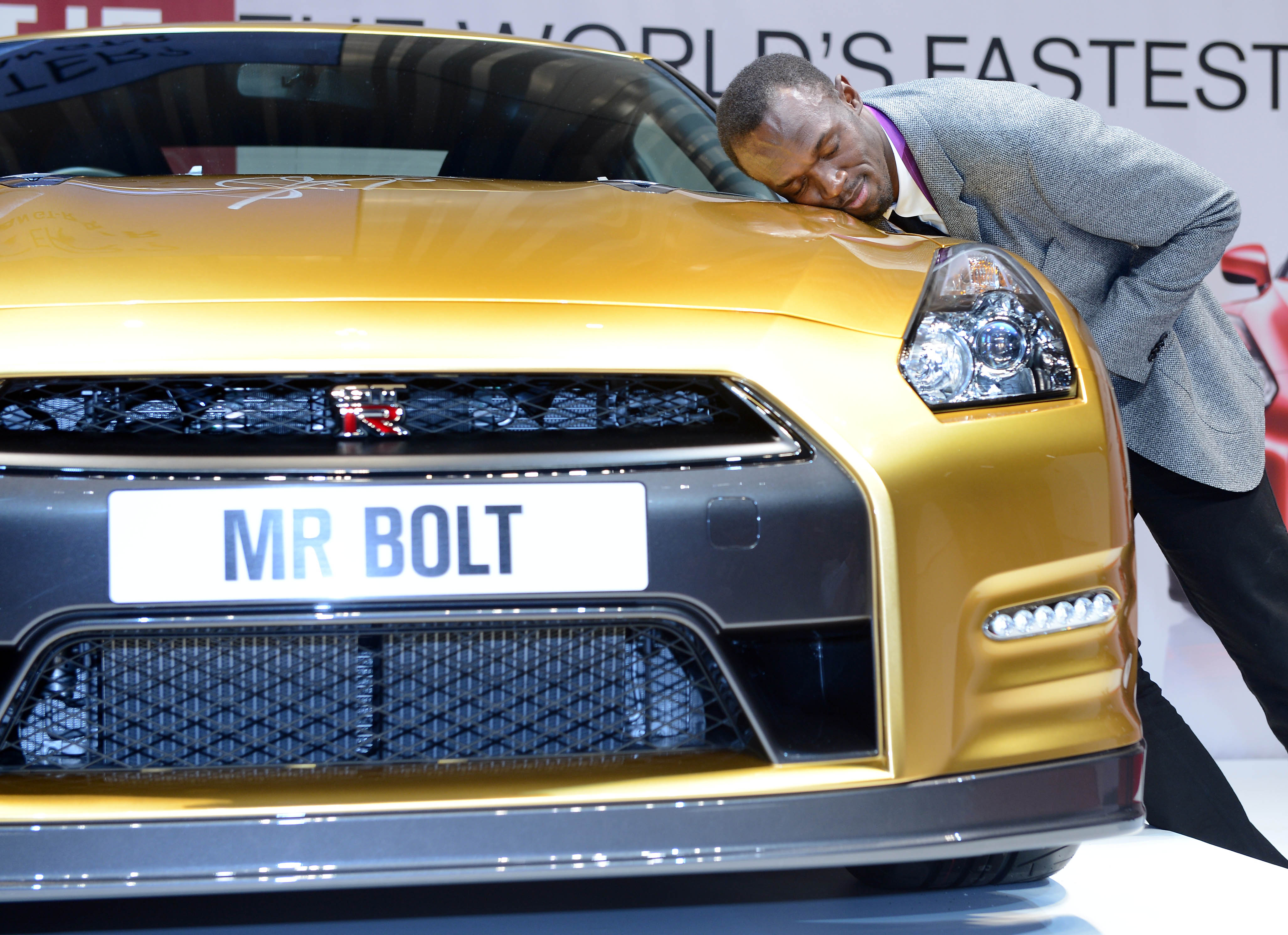 bolt1 3 This Is How Much Usain Bolt Earns And What He Spends It On