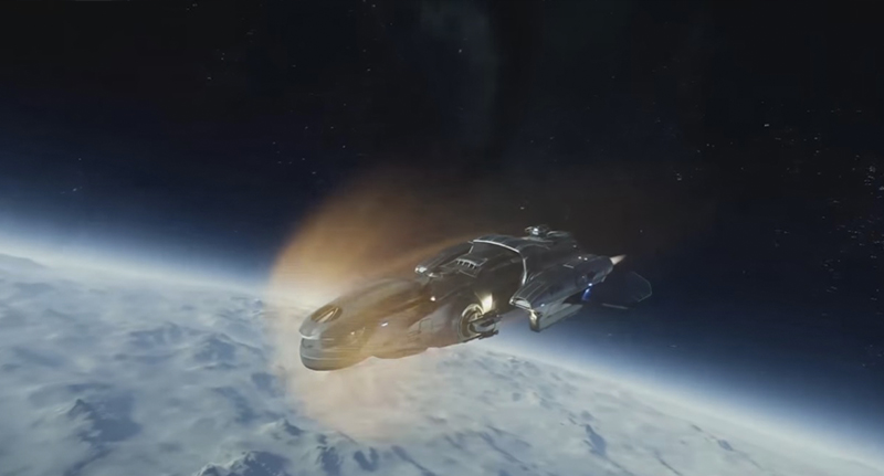 citizenfacebook Star Citizen Looks Absolutely Astonishing In New Gameplay Demo
