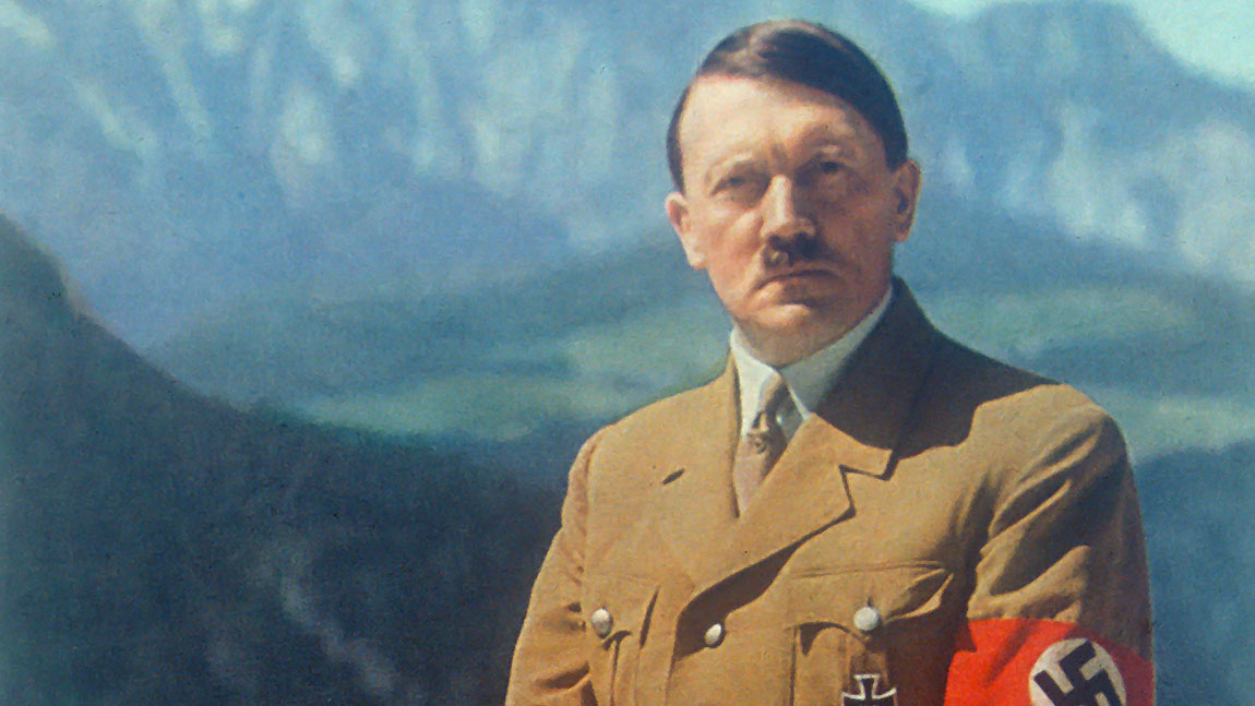 hitler2 1 Leaked Secret Spy Dossier Reveals Truth Behind Hitlers Sexuality