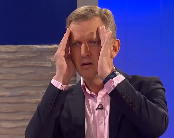 j 2 Jeremy Kyle Guest Dragged Away By Security After Getting Violent