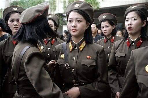 korea7 North Korea Is Training An Army Of Sexy Spies To Infiltrate The West