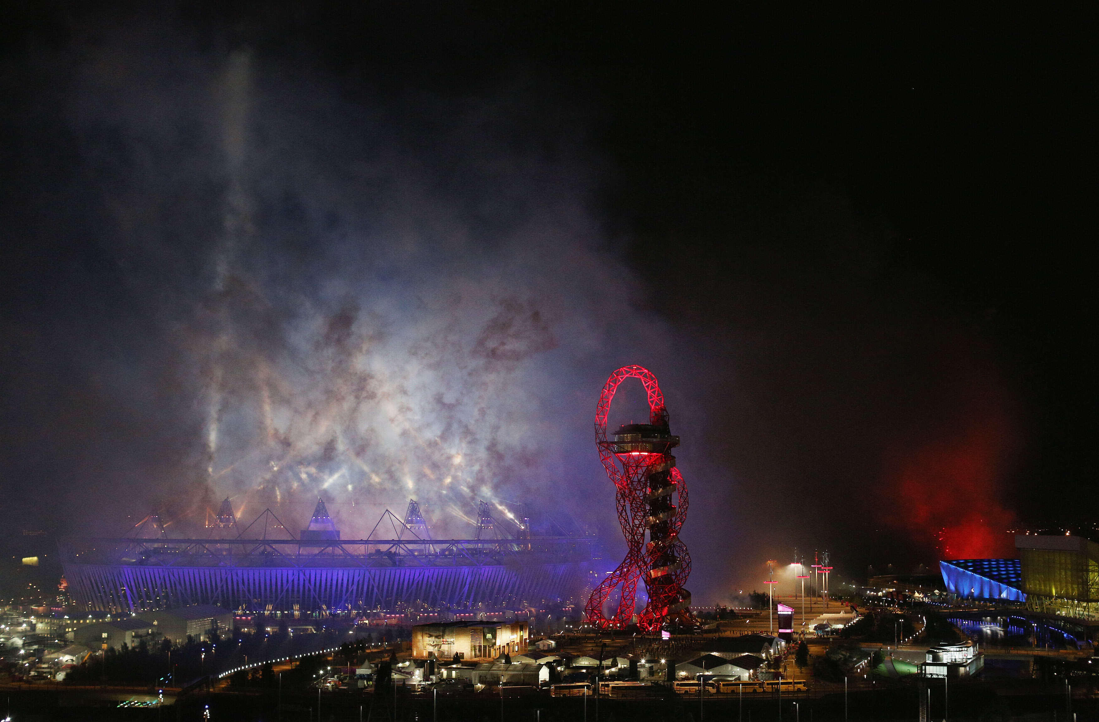 london Incredible Photos Show What Happens When The Olympics Leave Town