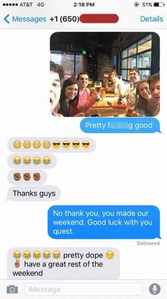 Guy Sends Dick Pic To Wrong Number, Gets Hilarious Response nintchdbpict000256756636