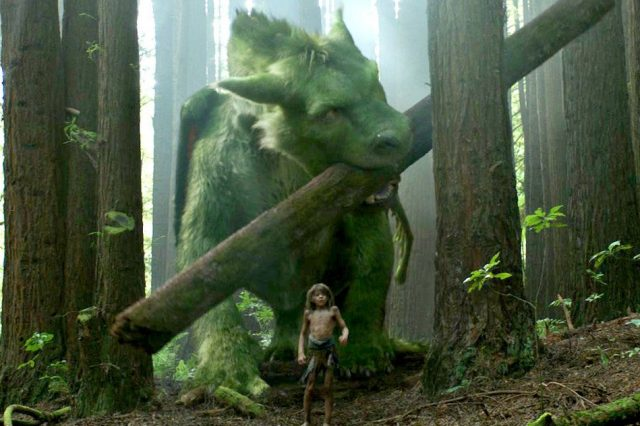 petes dragon movie disney 2016 640x426 Pete's Dragon: Here Be Magic, Wonders And, Oh Of Course, A Dragon