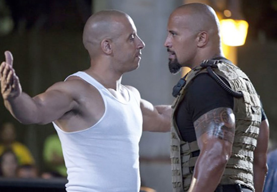 The Rock And Vin Diesels Feud Has Been Hit By Massive Plot Twist rockvin1