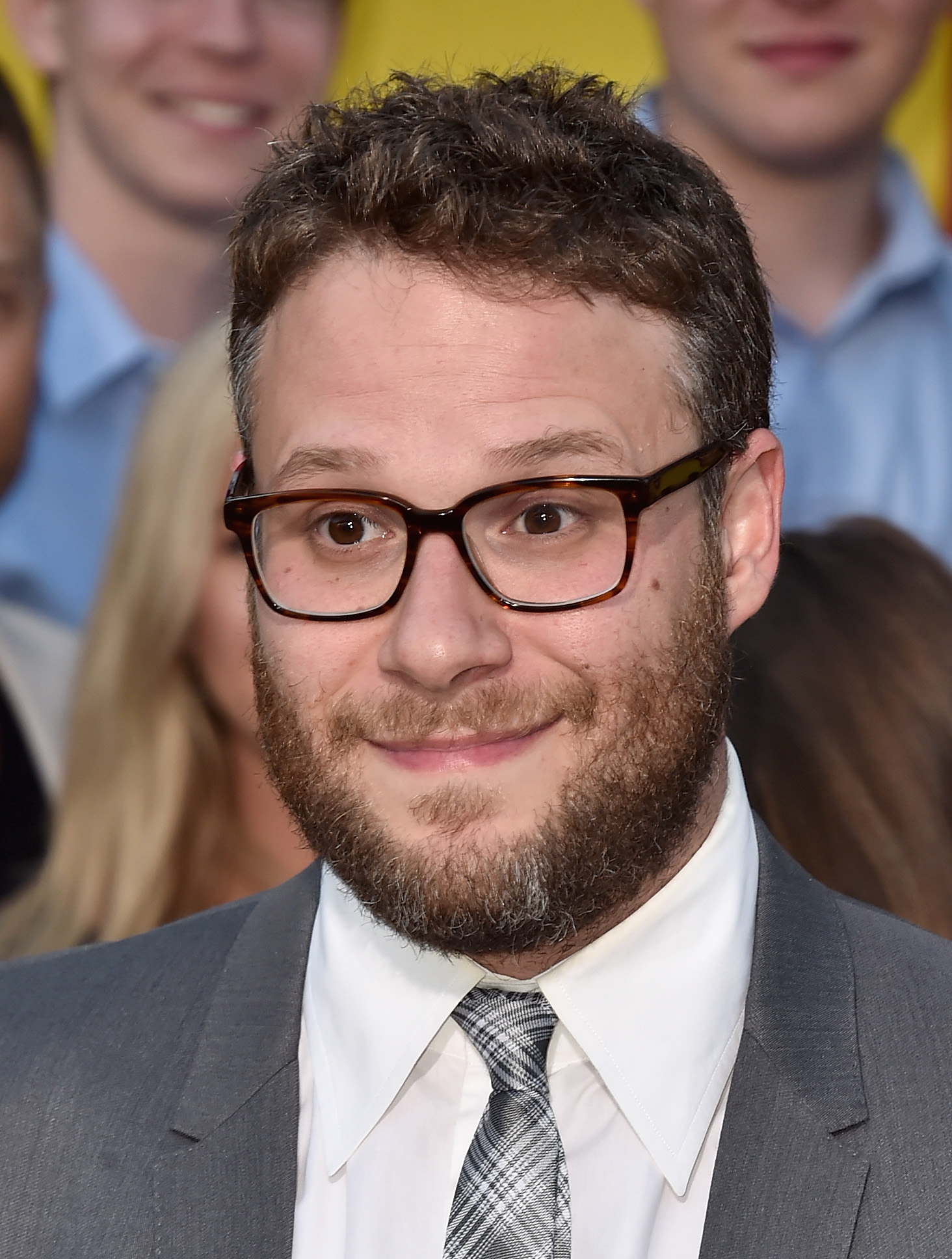 seth1 Seth Rogen Thinks He Knows Why Orlando Bloom Stripped For Cameras