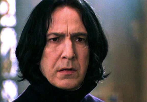 The Heartbreaking Meaning Behind Snape's First Words To Harry Potter