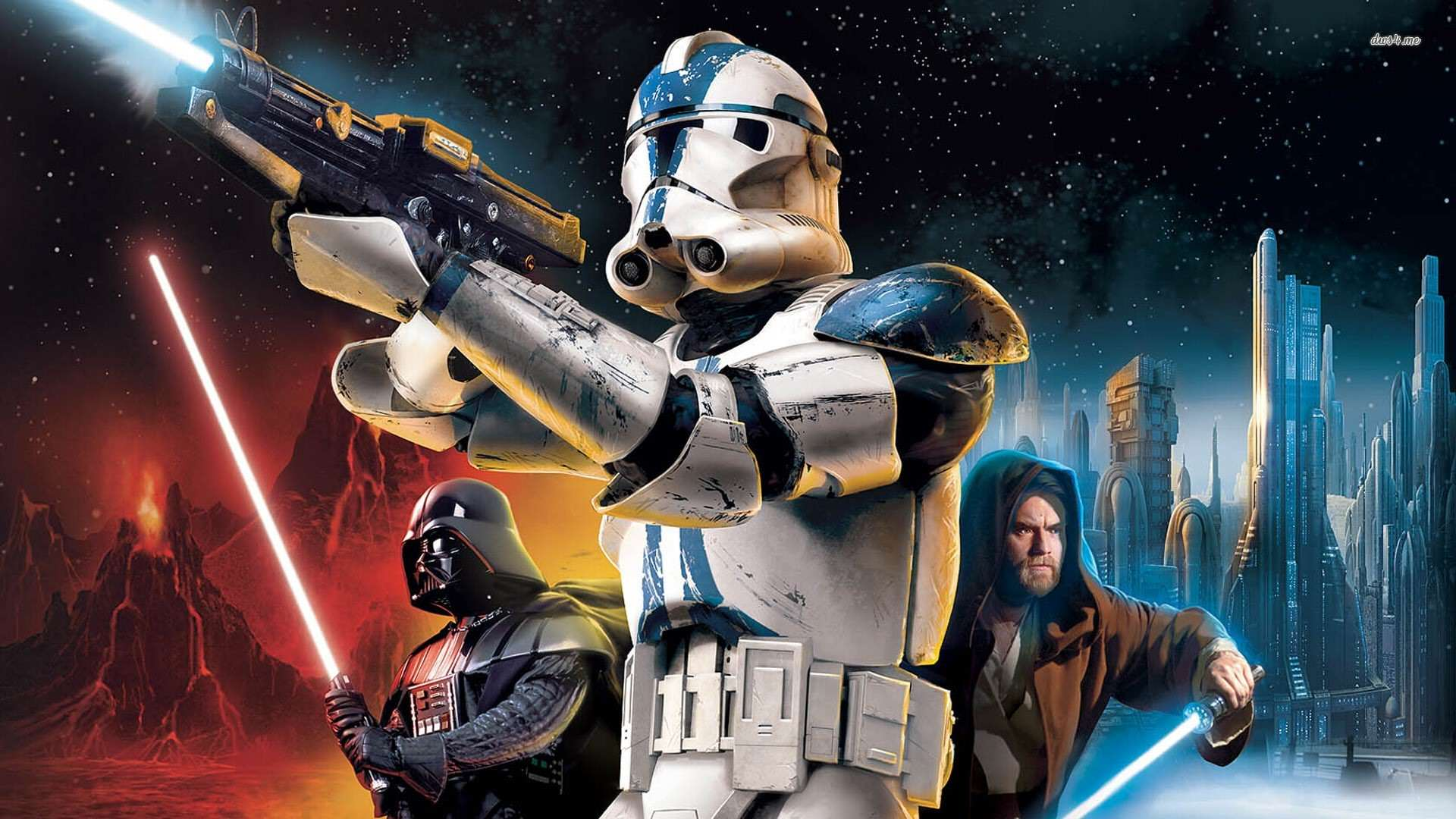 star wars battlefront ii 1920x1080 game wallpaper Battlefront 3 Fan Remake Continues, But Theres A New Catch