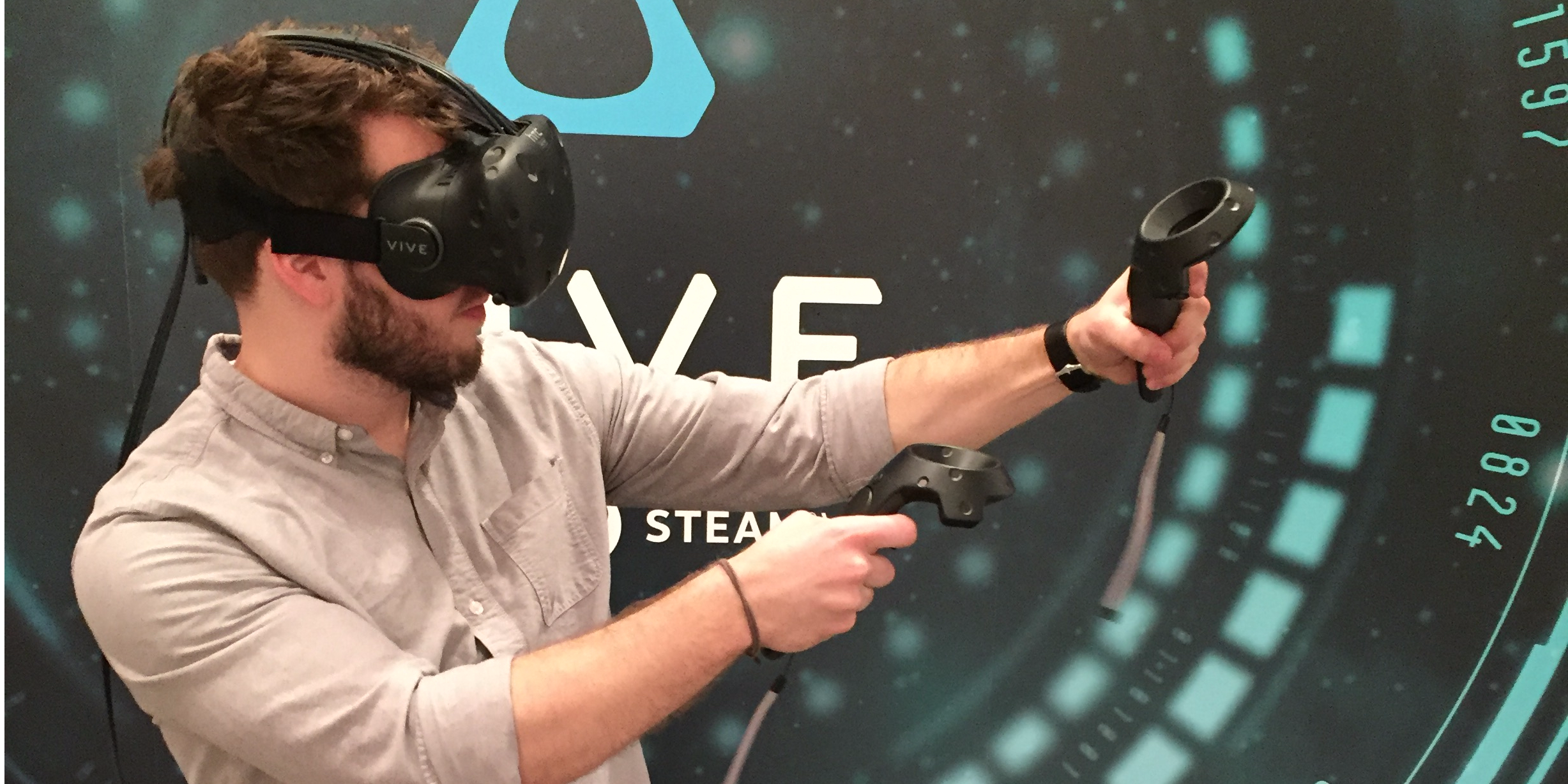 HTC Vive Price Hike Hits UK, Brexit Apparently To Blame tweedievr