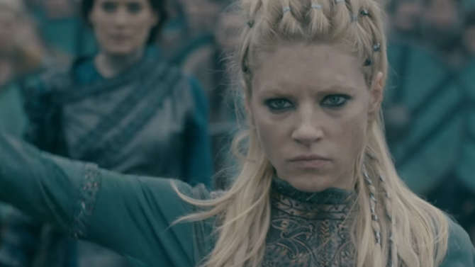 vikings trailer Latest Trailer Proves Vikings May Be Most Exciting Show Of Summer