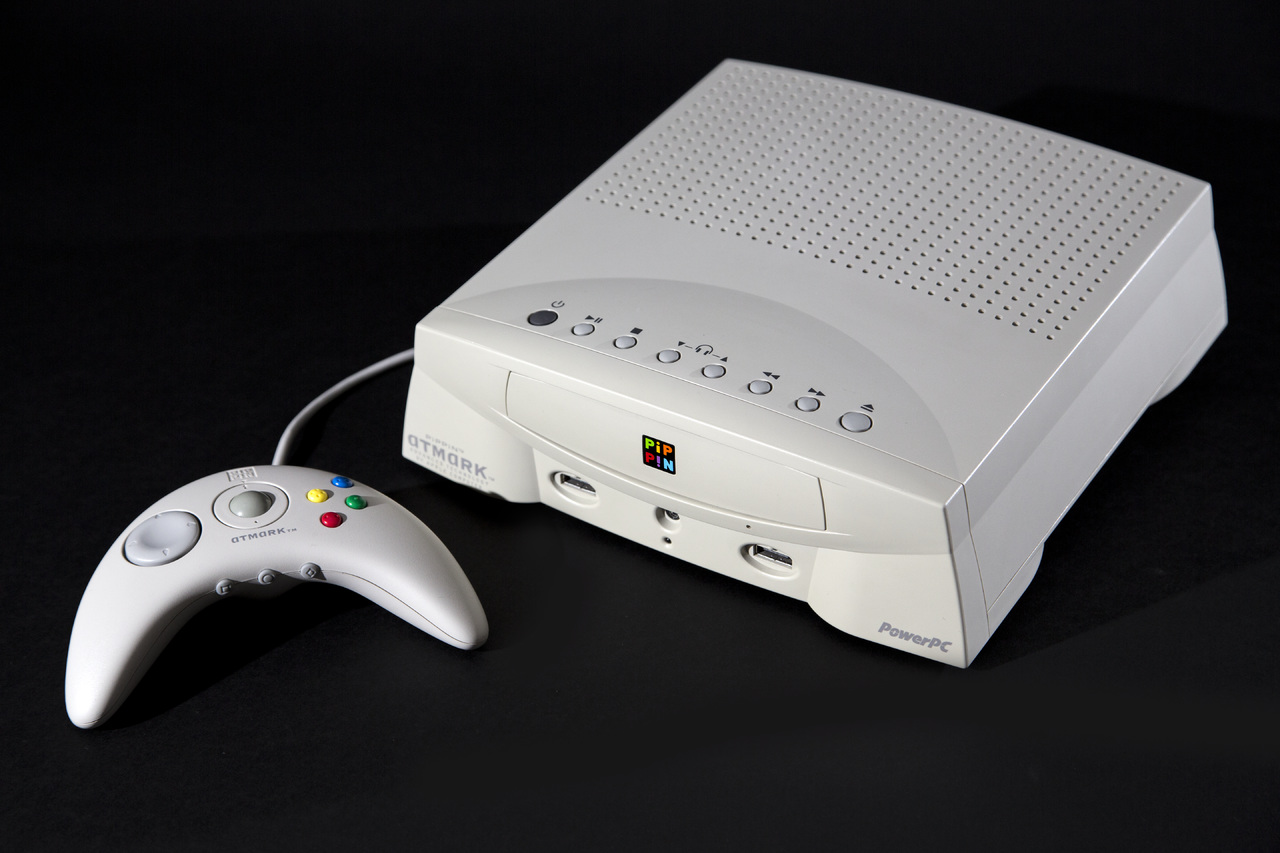 The Six Strangest/Dumbest Videogame Console Ideas Ever %name