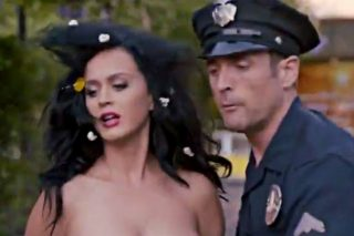 Katy Perry Releases 'Totally Nude' Video