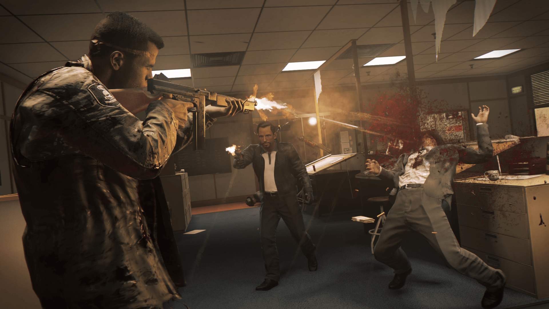 3050342 mafia3 officetakedown 06 New Mafia 3 Video Shows How To Make Money (Violently)