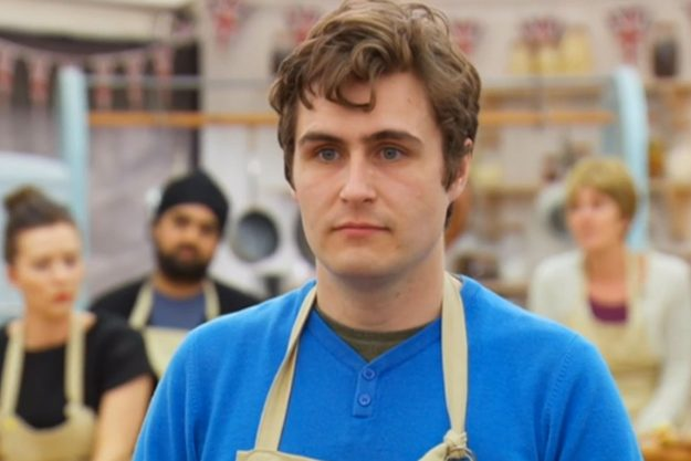 726708 tom star baker 58d9fcf8d874c0b38f50f509c56e5beb Someone Accidentally Baked A Penis On Great British Bake Off