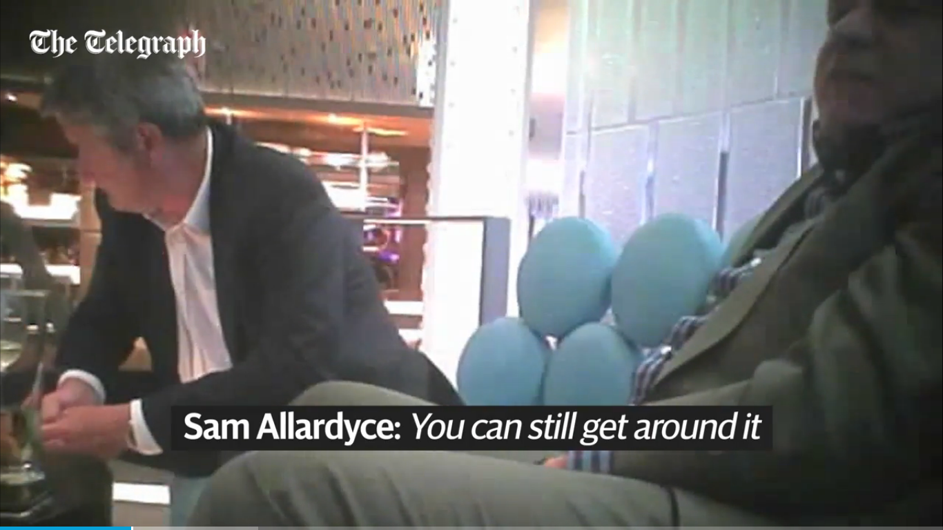 Allardyce Video 2 Sam Allardyce Leaves Role As England Manager After Just One Game