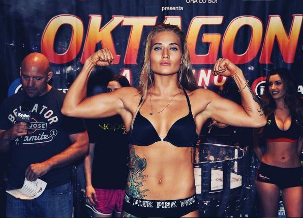 AnastaciaYankovaWEB MMA Fighter Leaves Fans Stunned By Her Post Fight Injury Photos