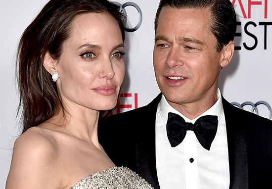 Angelina Jolie 'Furious' Over This Photo Of Brad And Selena Gomez