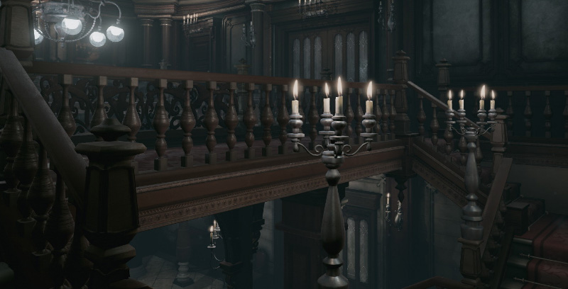 Resident Evils Iconic Mansion Looks Amazing In Unreal Engine 4 FacebookThumbnail 39