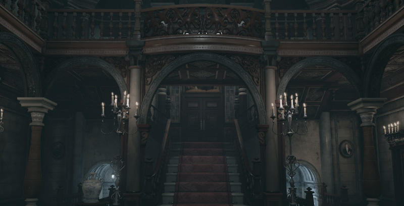 Resident Evils Iconic Mansion Looks Amazing In Unreal Engine 4 FacebookThumbnail 40