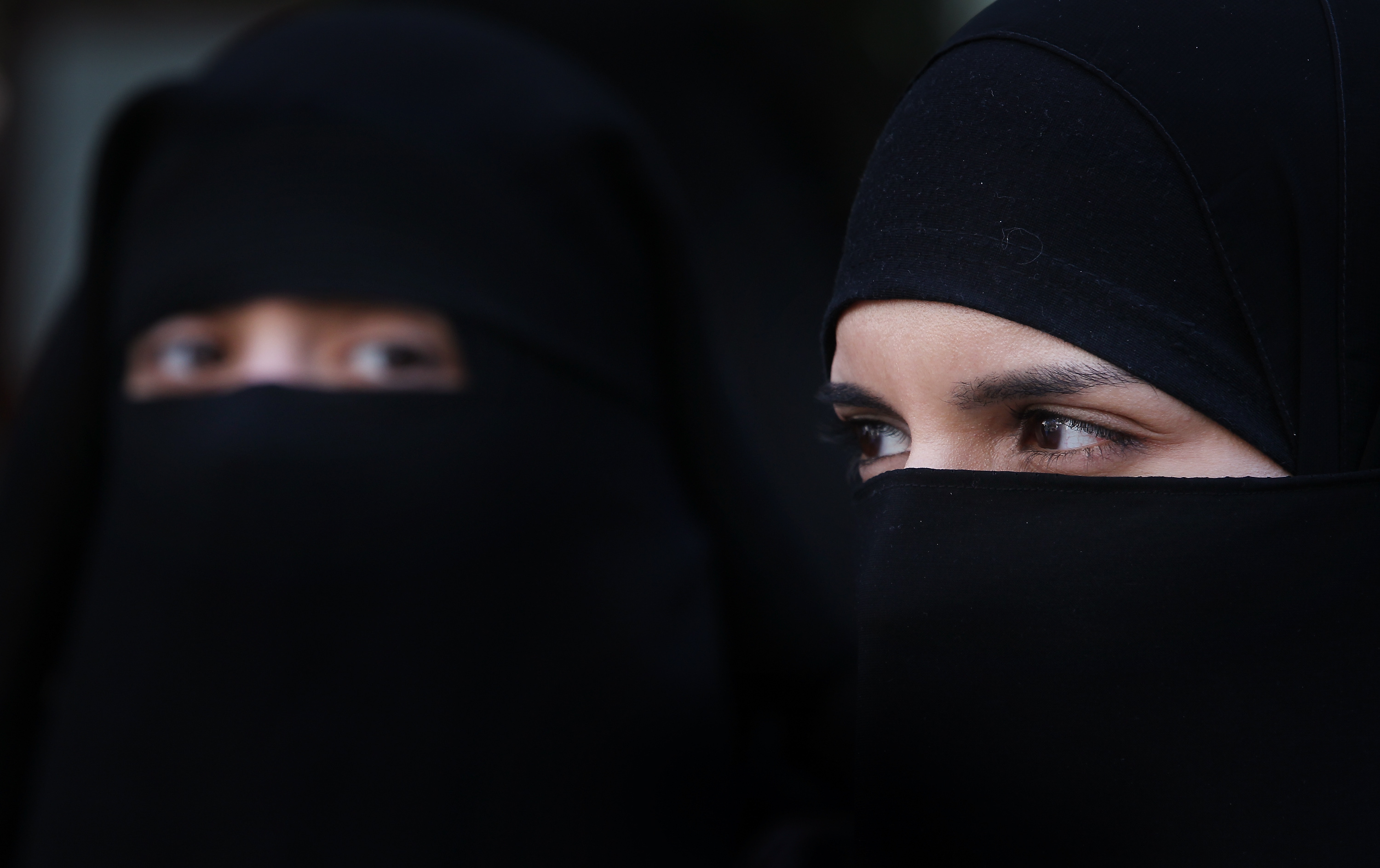 GettyImages 111976663 Over Half Of The UK Want To Ban The Burka
