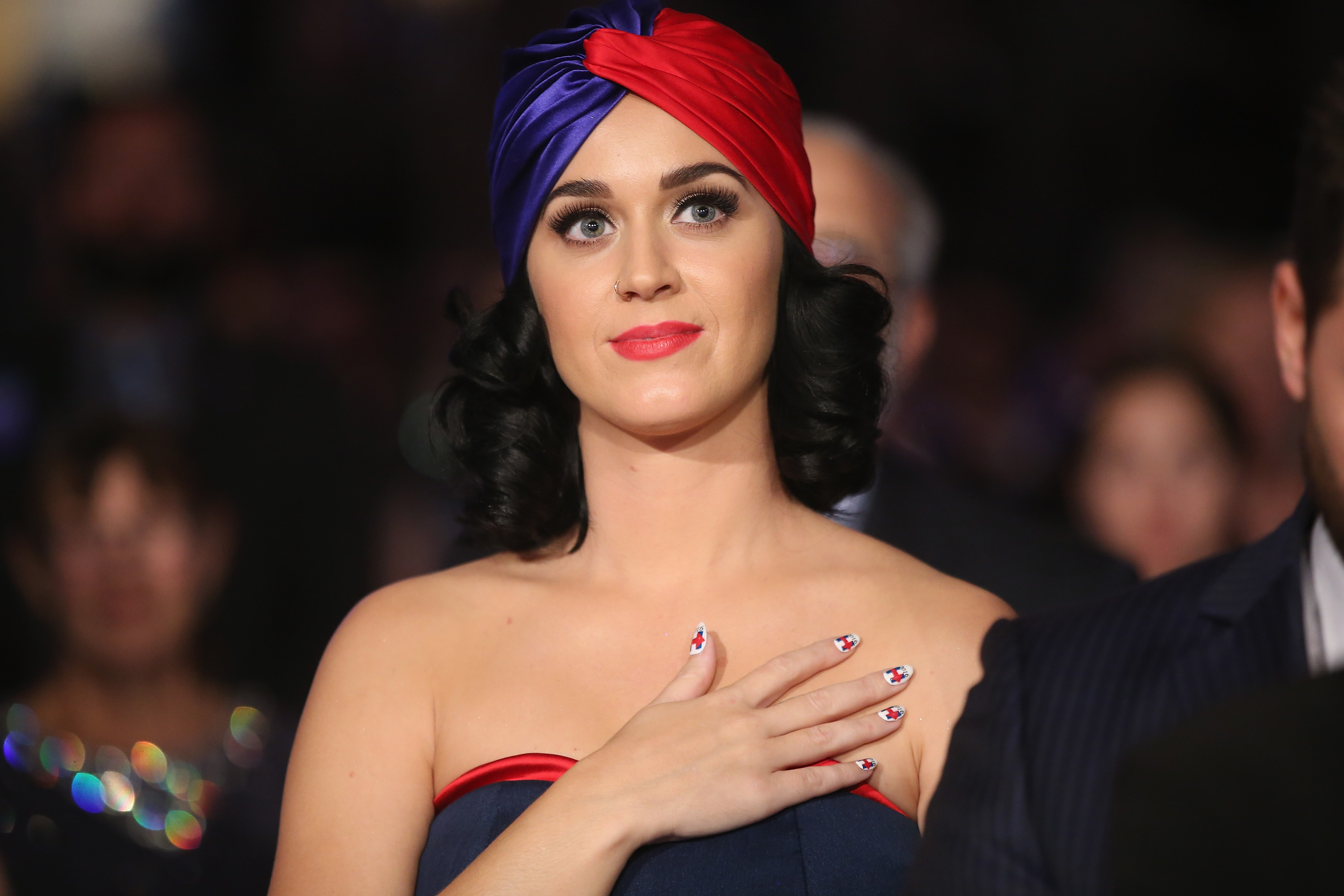 GettyImages 494135132 Katy Perry Is Using Her Naked Body To Change The World