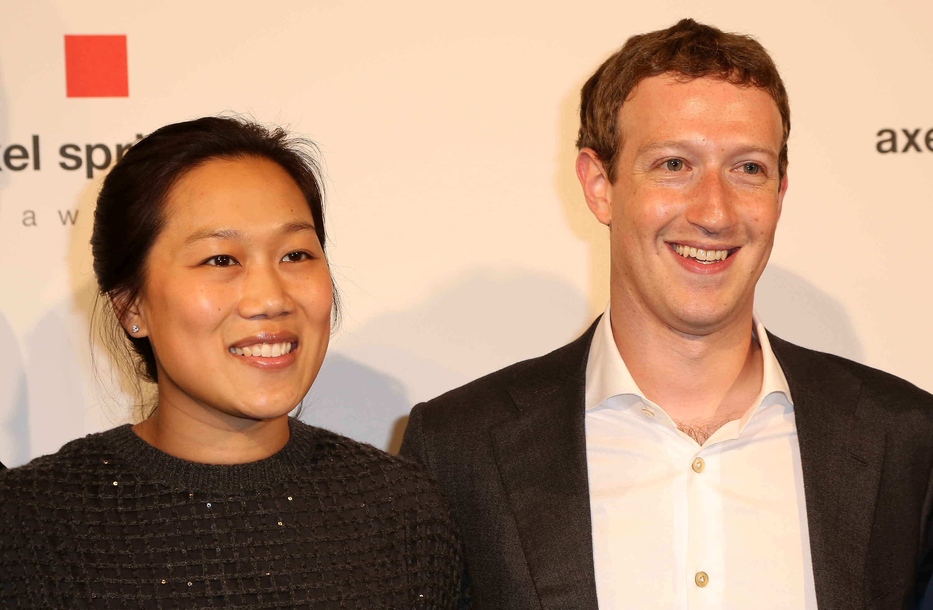Mark Zuckerberg And His Wife Just Invested $3bn To Cure All Diseases GettyImages 512267506
