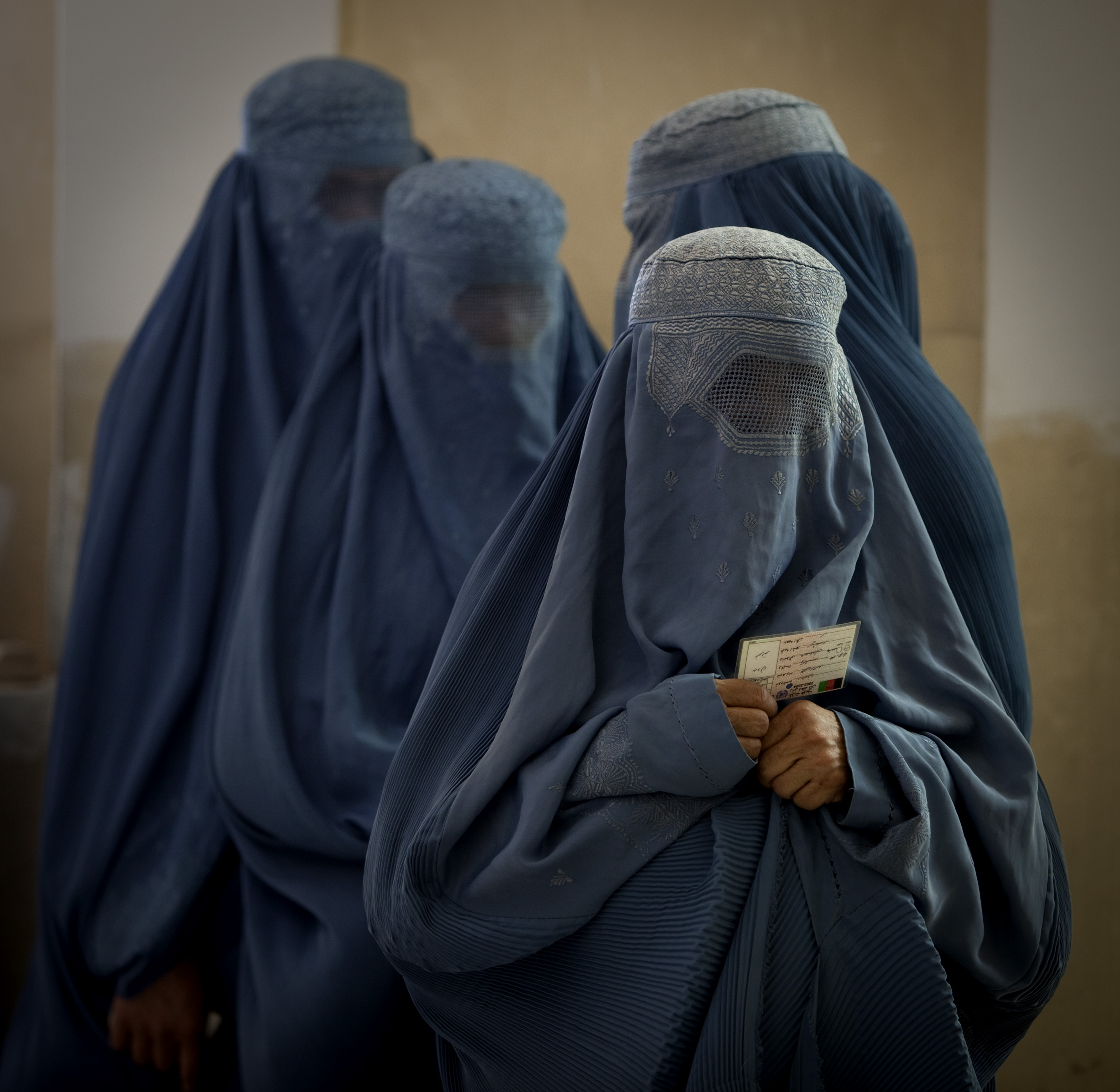 GettyImages 89967532 Over Half Of The UK Want To Ban The Burka
