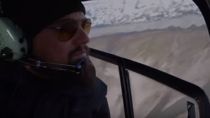 Leo Leonardo DiCaprio Drops Plans To Save The World In New Documentary Trailer