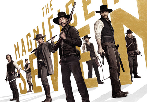 The Magnificent Seven: Doesn't Quite Live Up To Its Name