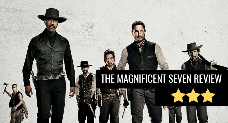 Magnificent seven review The Magnificent Seven: Doesnt Quite Live Up To Its Name