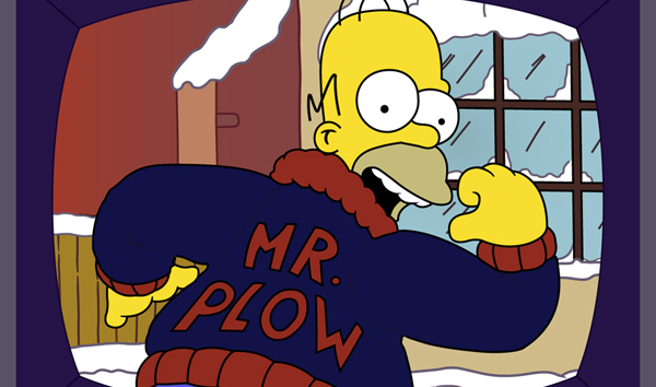 This Is How Much Homer Simpson Actually Earns Mr Plow