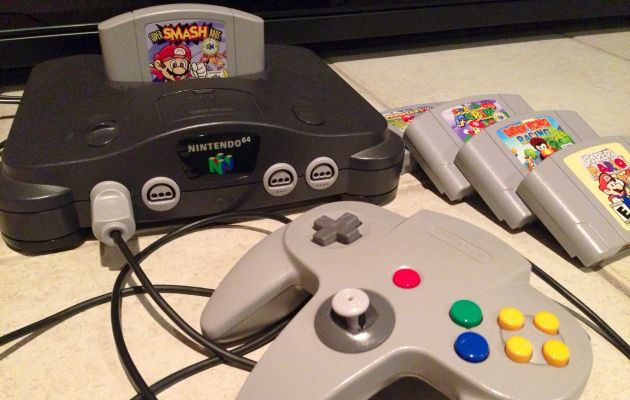 N64 Rumours Suggest Nintendo NX Will Go Back To Using Cartridges